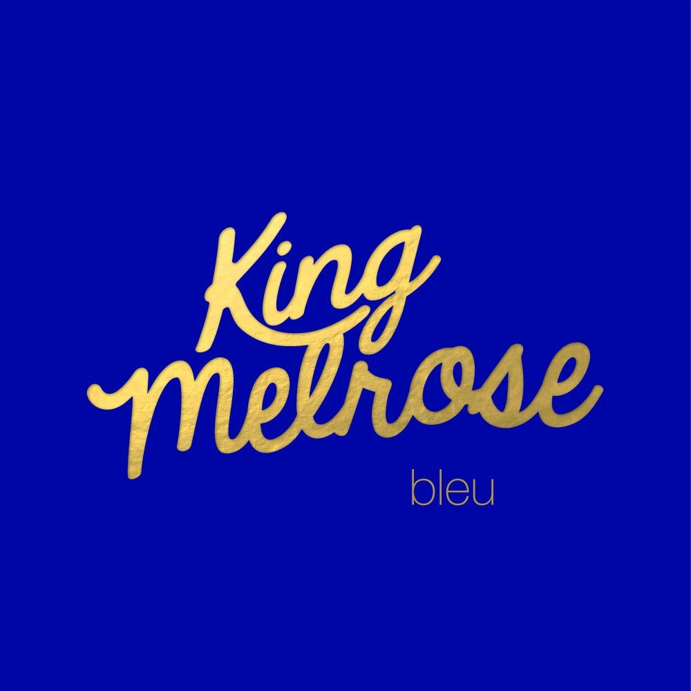 King Melrose - Bleu