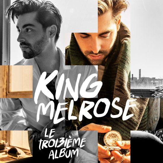 King Melrose - Le troi3ieme album